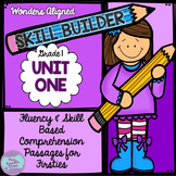 First Grade Reading Comprehension Assessments {UNIT 1}