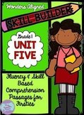 First Grade Reading Comprehension Assessments {UNIT 5}