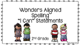 Wonders Aligned Spelling I Can Statements