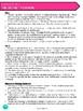 Wonders Anthology Worksheets - GRADE 4, UNIT 2