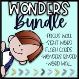 Wonders Bundle  Wonders First Grade  Wonders 2020 Binder,