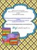 Wonders CCSS~Focus Overview Unit 6 Week 4~3rd Grade