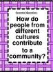 Wonders: Communities Grade 3 Unit 1 Week 3
