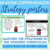 Wonders Comprehension Strategies Posters Set