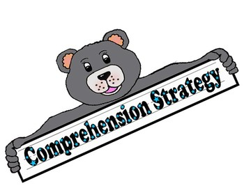 Wonders Comprehension Strategy Bulletin Board  for all Units