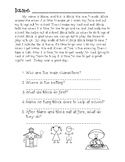 Wonders Comprehension Unit 3 Week 1