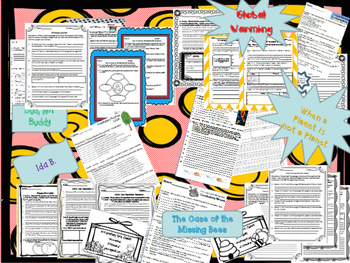 Wonders Curriculum Unit 5 MEGA Lesson Plan Bundle