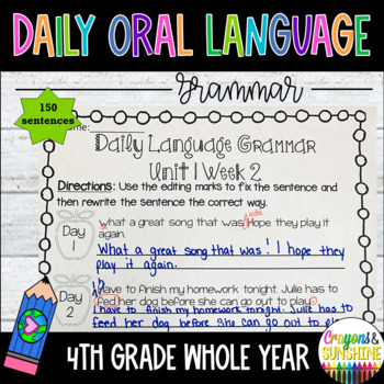 Dol For Fourth Grade Worksheets Teaching Resources TpT