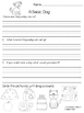 Wonders Decodable Comprehension Pages 1st Grade! **Unit 4**
