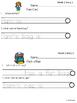 Wonders Decodable Comprehension Pages Unit 1