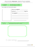 Wonders ELL Leveled Readers-LiteracyActivities Workpages-K