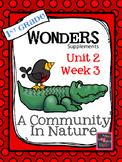 1st Grade Wonders - Unit 2 Week 3 - A Community In Nature