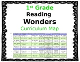 Wonders First Grade CURRICULUM MAP cheat sheet