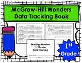 Wonders First Grade Data Tracking Book