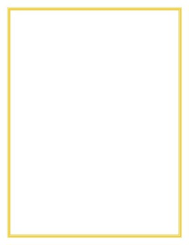 Wonders First Grade High Frequency Words Unit 6 (Gold)