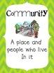 Jobs Around Town - Wonders First Grade -  - Unit 2 Week 1