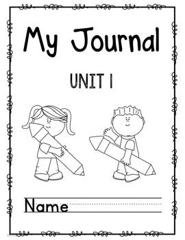Wonders First Grade Journal Unit 1