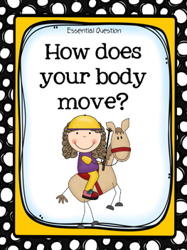 1st Grade Wonders - Unit 1 Week 5 - Let's Move!