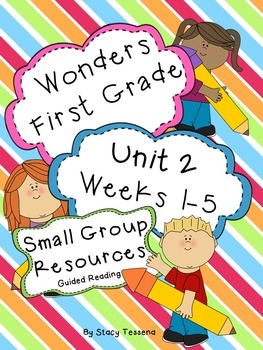 Wonders First Grade: Small Group Resources-Unit 2