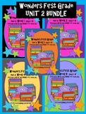 Wonders First Grade: Unit 2 BUNDLE