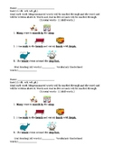 Wonders First Grade  Unit 2 Week 5 Reading Assessment