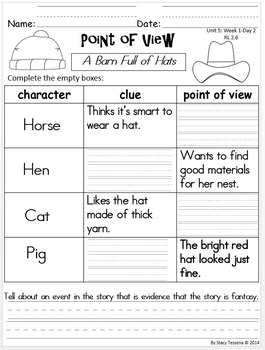 original-1102381-3 Reading Comprehension Lesson For First Grade on