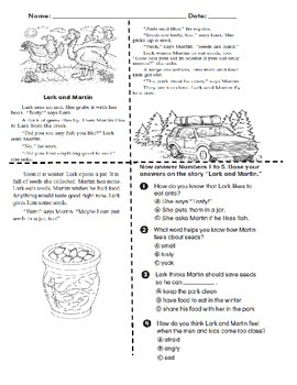 Wonders First Grade Weekly Assessment compressed Unit 5 | TpT
