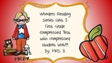 Wonders First Grade Weekly Assessment compressed Unit 5