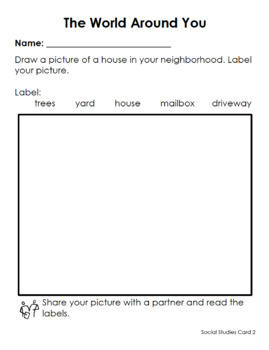 Wonders First Grade Workstation Card Activity Sheets: Unit 1, Weeks 1-2