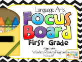 Wonders - Focus Board First Grade