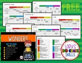 Wonders - Focus Board Organizational Tool - 1st GRADE