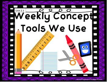 Wonders Focus Boards & Activities Unit 2 Common Core