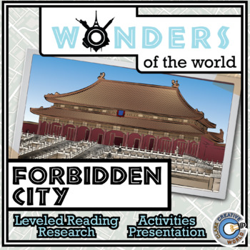 Forbidden City William Bell Pdf