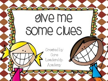 Wonders Give me a Clue Game 5.1