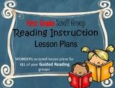 Wonders Grade 1 U1W2 Small Group Reading Instruction Unit