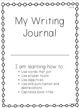 Wonders Grade 1 Unit 5 Daily Writing and Reading Response