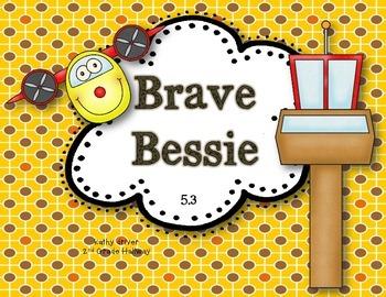 Wonders Grade 2 Brave Bessie 5.3 {8 Literacy Activities}