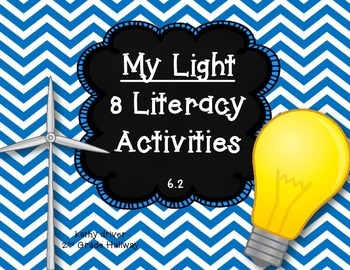 Wonders Grade 2 My Light 6.2 {8 Literacy Activities}