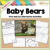 Wonders Reading Grade 2 Unit 2 Baby Bears Alternative Lessons