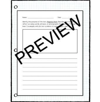 Wonders Grade 2 Writing Prompts (U3 W1)