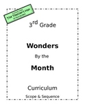 Wonders Grade 3 Curriculum Scope & Sequence