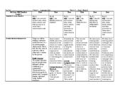 Wonders Grade 3 Unit 1 Week 3 Lesson Plans