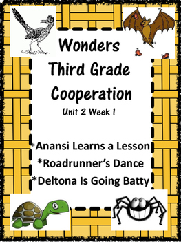 Wonders:  Grade 3 Unit 2.1:  Cooperation