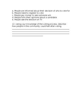 Wonders Grade 3 Unit 2 Week 3 Literature Anthology Comprehension Questions