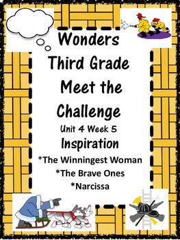 Wonders: Grade 3 Unit 4.5 InspiratIon