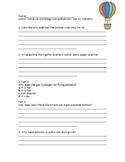 Wonders Grade 3 Unit 4 Week 4 Literature Anthology Compreh