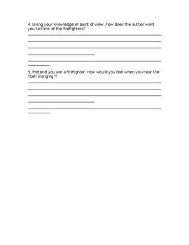Wonders Grade 3 Unit 4 Week 5 Literature Anthology Comprehension Questions