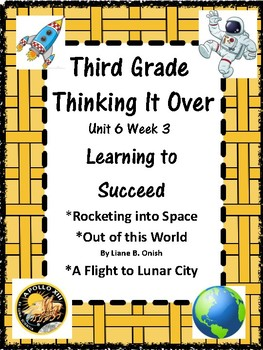 Wonders:  Grade 3 Unit 6.3 Learning to Succeed