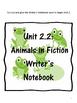Wonders: Grade 4 Unit 2.2:  Animals in Fiction