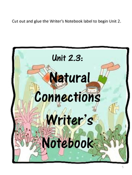 Wonders:  Grade 4 Unit 2.3:  Natural Connections